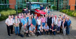 German 'Friends of Ferguson Heritage' Club welcomed to Coventry