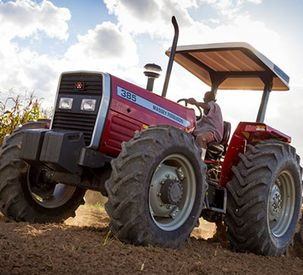 New MF 300 Xtra Series tractors available, in Africa and Middle East Regions, exclusively through official Massey Ferguson Dealers