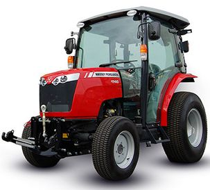 New Front Linkage and PTO option increases MF 1700 38-46hp Tractor Versatility still further