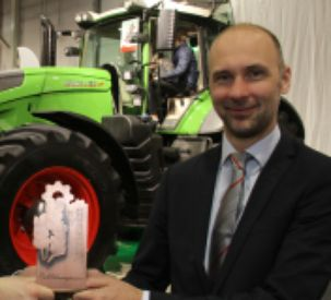Fendt 1000 Vario also wins People's Choice award in Norway