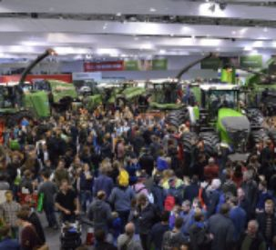 Agritechnica 2015: A shower of medals and crowds of visitors at Fendt