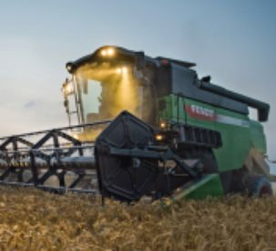 AGCO/Fendt further develops E-Series combines