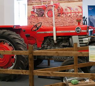 New exhibition celebrates the tractor's historical links with Coventry