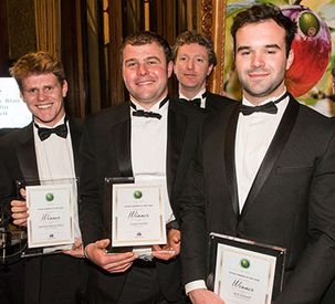 Young farmer prize-winners are truly inspirational