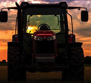 Massey Ferguson MF 4700 Series cab tractors set the new multi-purpose tractor benchmark