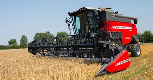 Advanced engines power new MF Activa combines from Massey Ferguson