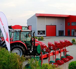 General Leasing - new branch opening in Eastern Romania