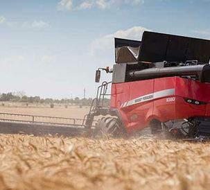 Massey Ferguson supports combines with AGCO Harvest Promise