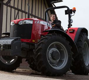 Massey Ferguson to Preview 3 New Ranges at LAMMA 2015