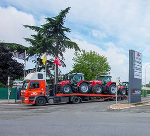 Beauvais Manufacturing Facility Nominated by AGCO to Produce New Cab Tractor from Massey Ferguson Global Series