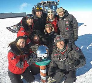 Antarctica2 – Mission Accomplished, Dream Fulfilled!