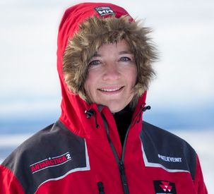 Antarctica2 Lead Tractor Driver shares her dream on brink of expedition departure