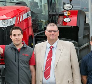 Fuse Technologies from Massey Ferguson spans the Globe