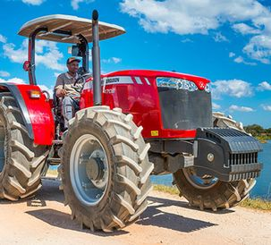 The new workhorse for the world from Massey Ferguson