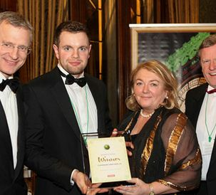 Winners honoured in Food and Farming Industry Awards