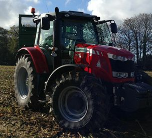 MF 6616 makes its debut in Jersey