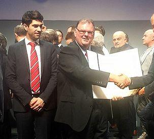 EIMA Show award for Massey Ferguson All In One innovation