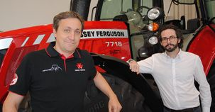 SIMA Innovation Award citation for unique Massey Ferguson Dynamic Top Link Control