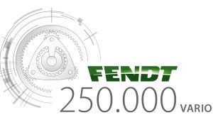 The 250,000th Fendt Vario Celebrated drive now in a quarter of a million vehicles