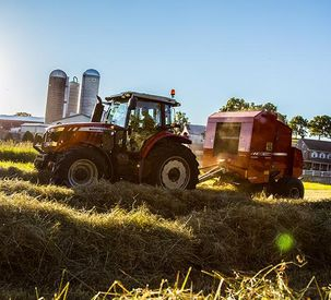New Massey Ferguson 6700S Series Mid-Range Tractors Offer High-Spec Performance