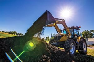 Challenger Introduces Tough, Sophisticated MT400E Mid-Range Tractors