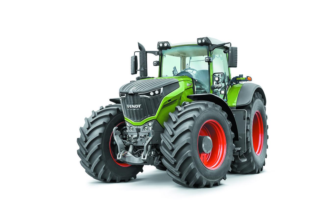 New Agco Tractors : Fendt unveils new vario tractors agco