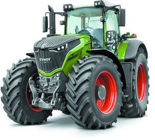 Fendt Unveils New 1000 Vario Tractors