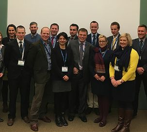 Farming's Emerging Leaders sponsored by the Oxford Farming Conference