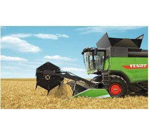 Gold medal in SIMA Innovation Awards for innovative combine harvester wheel system