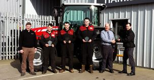 Stars Shine for Hamilton Ross Group Apprentices!