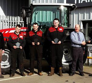 Stars Shine for Hamilton Ross Group Apprentices!