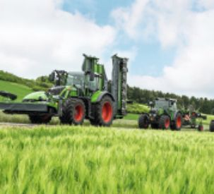 Fendt forage harvesting technology to be part of the BayWa technology range from 1 August 2017