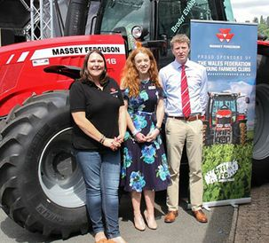 Massey Ferguson in Gold Partnership with Young Farmers in Wales