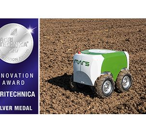 MARS: Robot system for planting and accurate documentation