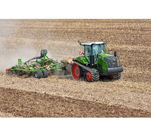 Global launch of the new Fendt tracked tractors: <br> Fendt 900 Vario MT and Fendt 1100 MT