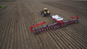 AGCO Introduces High Speed White Planters 9800VE Series Planters