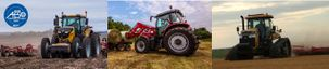 Tractor Technologies Garner Three AE50 Awards for AGCO