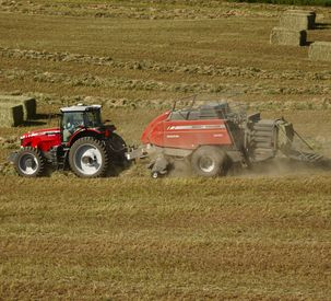 AGCO and Hesston by Massey Ferguson Introduce Square Baler Classifications
