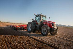 Massey Ferguson Advances Technology in 8700 Series High Horsepower Tractors