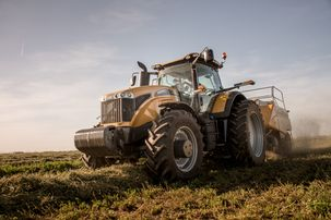 Tractor Management Center Brings New Level of Power to Challenger MT600E Series Tractors