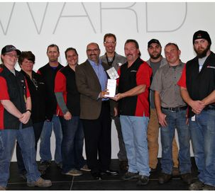 AGCO Jackson Operations Celebrates Manufacturing Awards