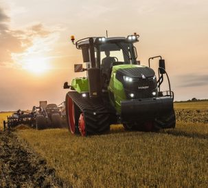 AGCO's Innovation Rewarded with Prestigious Awards at Agritechnica 2017