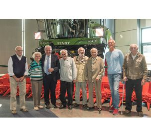 Fendt for life – the 38th Former Employee Reunion