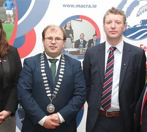 Massey Ferguson well to the fore at Young Farmers Convention in Ireland