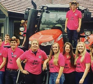 Massey Ferguson supports Harper Adams Students' Union for a second year