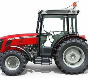 Massey Ferguson launches the MF 3700 Series – the new generation of vineyard, specialist and fruit tractor