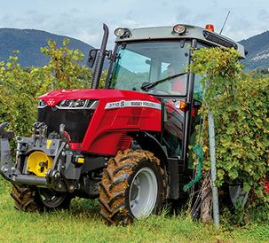 MF 3710 - Finalist in Tractor of the Year awards
