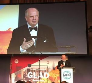 AGCO CEO Honored with Impressive Global Leadership Award