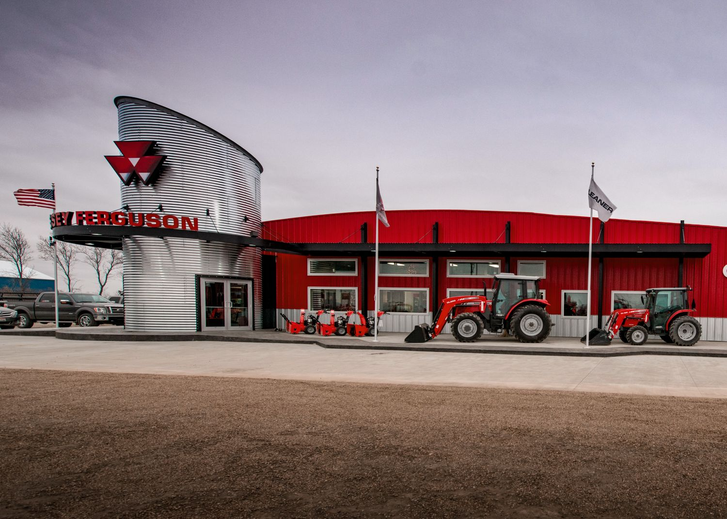 Three Businesses Diversify by Joining Massey Ferguson Dealer Network