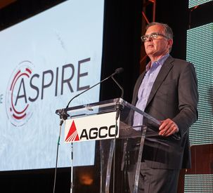 AGCO Announces Suppliers of the Year Recipients